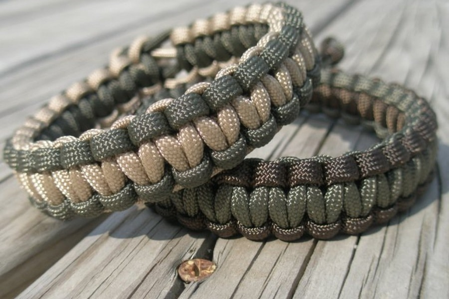 Birth Of The Paracord Bracelet
