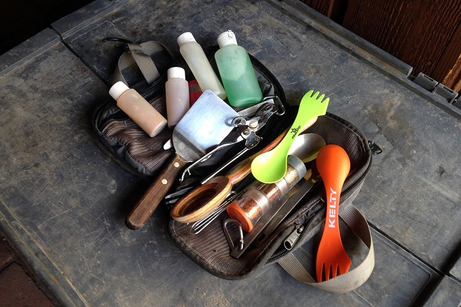 Camping Kitchen Kit