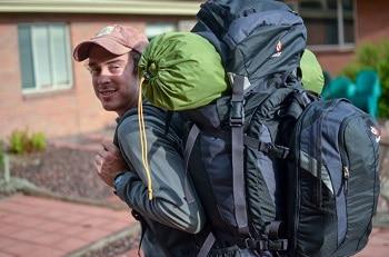 Deuter Quantum 70+10 Backpacking Pack