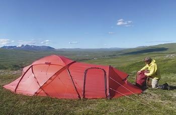 Hilleberg Saitaris 4 Person Tent
