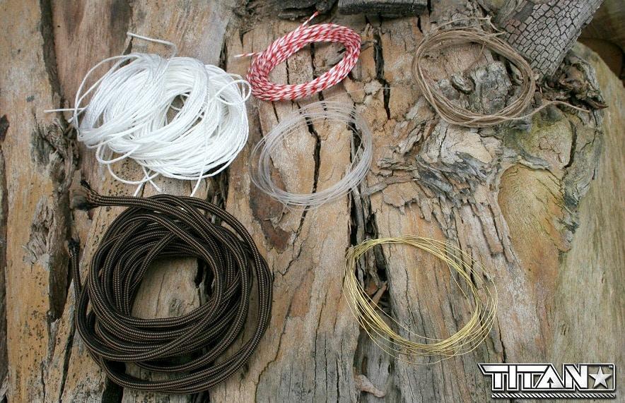 Make a trip wire
