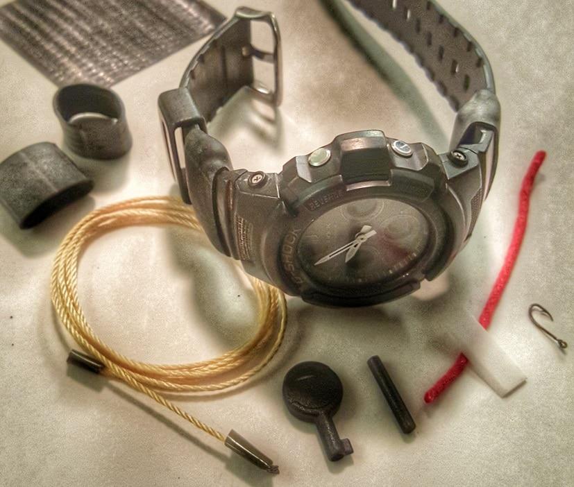 Repairing your gear